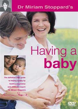 Rent Doctor Miriam Stoppard: Having a Baby Online DVD Rental