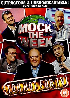 Rent Mock the Week: Too Hot for TV Online DVD Rental
