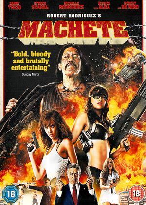 Machete Online DVD Rental