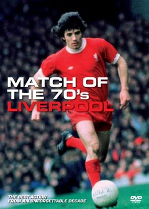 Rent Liverpool: Match of the '70s Online DVD & Blu-ray Rental