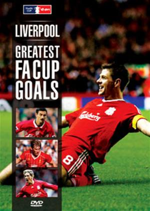 Rent Liverpool FC: Greatest FA Cup Goals Online DVD Rental