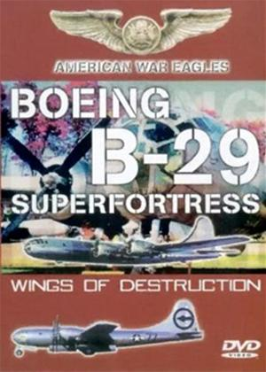 Rent Boeing B-29 Superfortress: Wings of Destruction Online DVD Rental