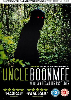Rent Uncle Boonmee Who Can Recall His Past Lives Online DVD Rental