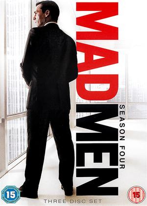 Rent Mad Men: Series 4 Online DVD & Blu-ray Rental