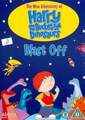 Rent The New Adventures of Harry and His Bucketfull of Dinosaurs: Blast Off Online DVD Rental