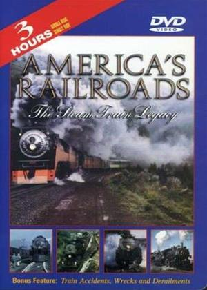 Rent America's Railroads Online DVD Rental