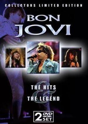 Rent Bon Jovi: Hits and Legends Online DVD Rental