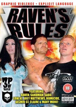 Rent 3PW: Ravens Rules Online DVD Rental