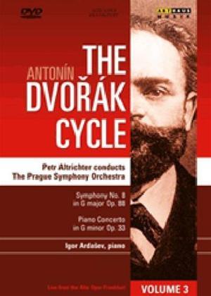 Rent Dvorak Cycle: Vol.3 Online DVD Rental