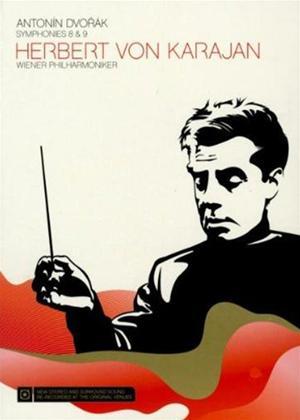 Rent Dvorak: Symphonies 8 and 9 Online DVD Rental
