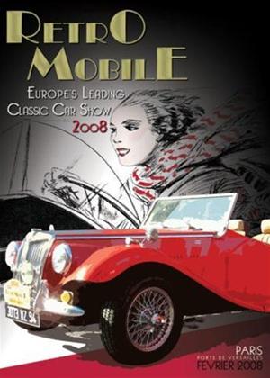 Rent Retromobile 2008 Online DVD Rental