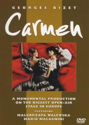 Rent Bizet: Carmen Online DVD Rental