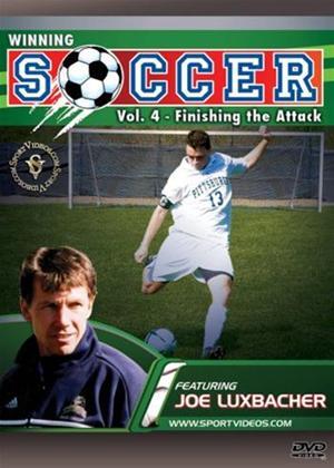 Rent Winning Soccer: Finishing the Attack Online DVD Rental