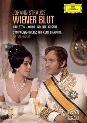 Rent Strauss: Wiener Blut Online DVD Rental