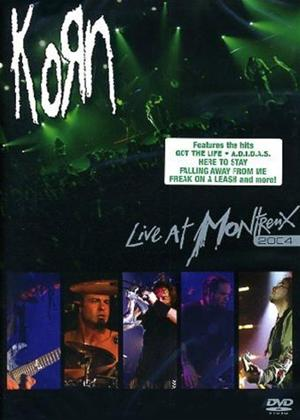Rent Korn: Live at Montreux 2004 Online DVD Rental