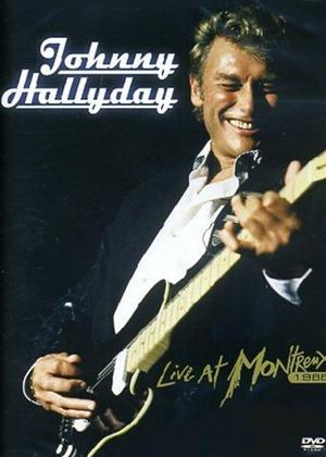 Rent Johnny Hallyday: Live at Montreux 1988 Online DVD Rental