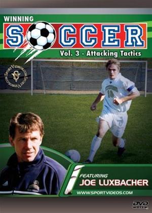 Rent Winning Soccer: Attacking Tactics Online DVD Rental