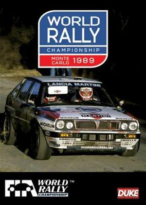 Rent Monte Carlo Rally 1989 Online DVD Rental