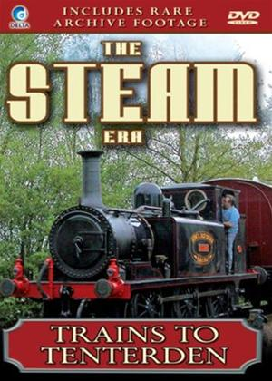 Rent Steam Era: Trains to Tenterden Online DVD Rental