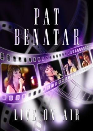 Rent Pat Benatar: Live on Air Online DVD Rental