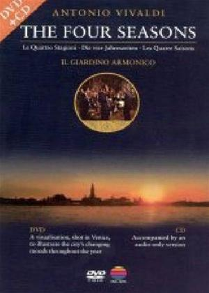 Rent Il Giardino Armonico: Four Seasons Online DVD Rental