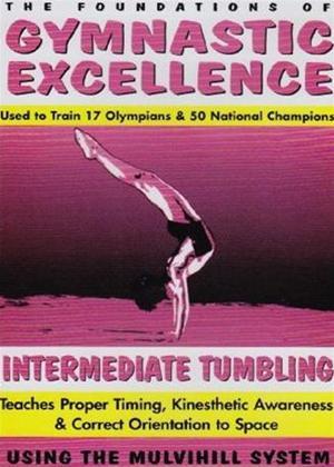 Rent Gymnastic Excellence: Vol.3: Intermediate Tumbling Online DVD & Blu-ray Rental