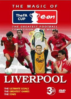 Rent Liverpool: Magic of the F.A.Cup Online DVD & Blu-ray Rental