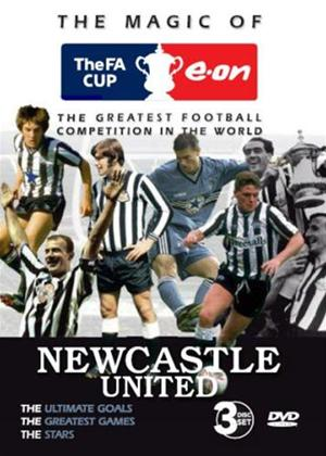Rent Newcastle United: Magic of the F.A.Cup Online DVD Rental