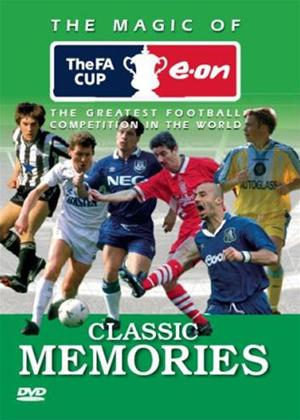 Rent Magic of the F.A.Cup Classic Memories Online DVD Rental