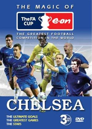 Rent Chelsea: Magic of the F.A.Cup Online DVD Rental