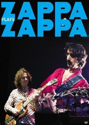 Rent Zappa Plays Zappa Online DVD Rental
