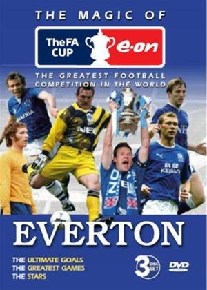 Rent Everton: Magic of the F.A.Cup Online DVD Rental