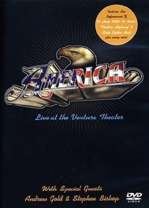 Rent America: Live at the Ventura Theatre Online DVD Rental