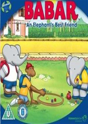 Rent Babar: An Elephant's Best Friend Online DVD Rental