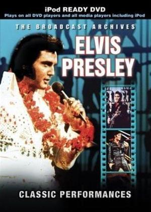 Rent Elvis Presley: Classic Performances Online DVD Rental