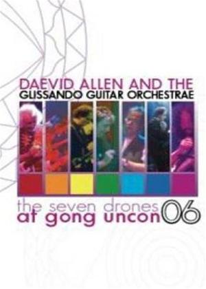 Rent Daevid Allen and Glissando Guitar Orchestra: Seven Drones Online DVD & Blu-ray Rental