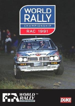 Rent RAC Rally 1991 Online DVD Rental