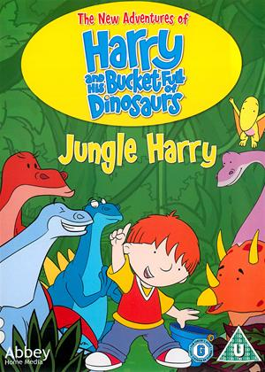 Rent The New Adventures of Harry and His Bucketfull of Dinosaurs: Jungle Harry Online DVD Rental