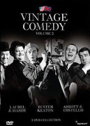 Rent Vintage Comedy: Vol.2 Online DVD Rental