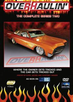 Rent OverHaulin: Series 2 Online DVD Rental