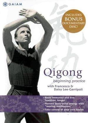 Rent Qigong Beginning Practice Online DVD Rental