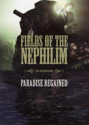 Rent Fields of the Nephilim: Live in Dusseldorf Online DVD Rental