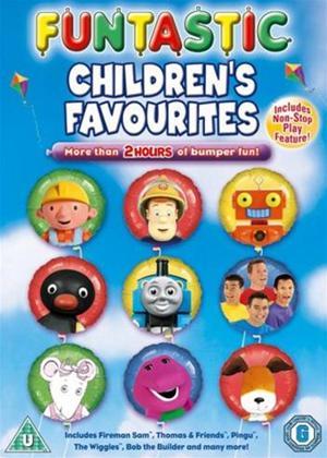 Rent Children's Favourites: Funtastic Online DVD Rental