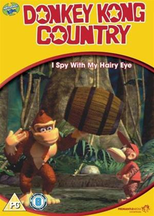 Rent Donkey Kong: I Spy with My Hairy Eye Online DVD Rental