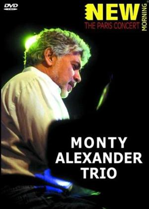 Rent Monty Alexander Trio: Concert in Paris Online DVD Rental