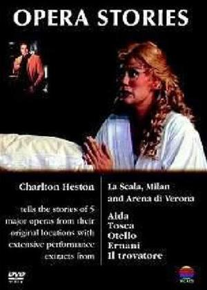 Rent Charlton Heston: Opera Stories: Vol.2 Online DVD Rental
