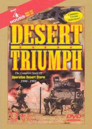 Rent Desert Triumph Online DVD & Blu-ray Rental