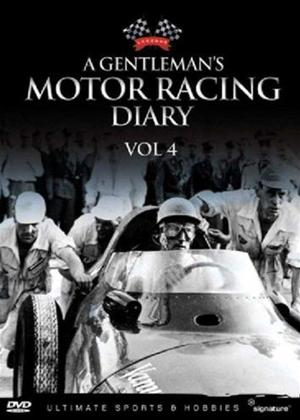 Rent Gentlemen's Motor Racing Diary: Vol.4 Online DVD Rental