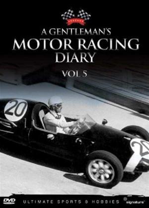Rent Gentlemen's Motor Racing Diary: Vol.5 Online DVD Rental