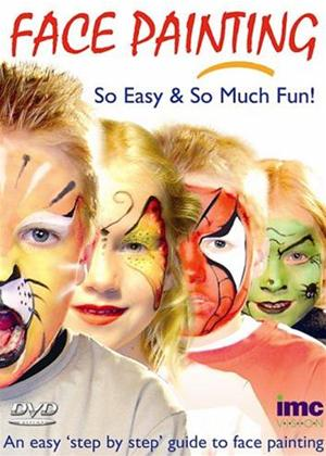 Rent Face Painting Online DVD Rental